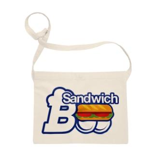Sandwich Boo Sacoches
