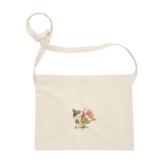 チューリップの花束 Sacoches