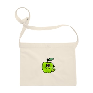 アオリンゴ 🍏  Sacoche