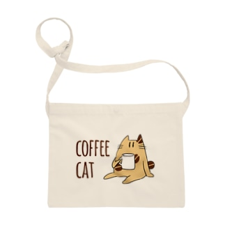 COFFEE CAT Sacoches
