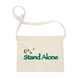 Stand Alone 社のStandAlone社 オリジナルロゴver.2 Sacoches