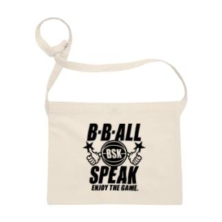 B.B.ALL SPEAK Sacoches