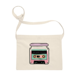 Cassette Jam (pastel) Sacoches