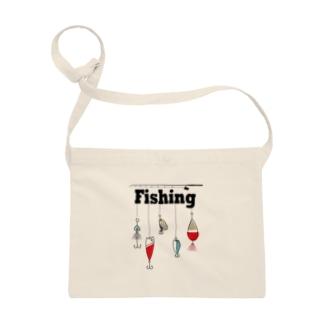 Fishing Sacoches
