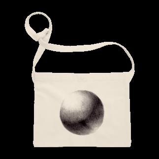 空中遊泳ストアの球体サコッシュ