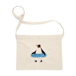 うきわペンギン Sacoches