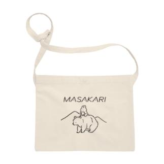 MASAKARI サコッシュ