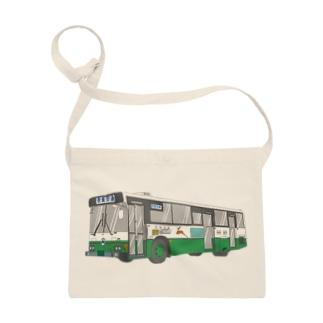 幻の3扉バス Sacoches