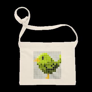 LINOS-TのD-Bird サコッシュ
