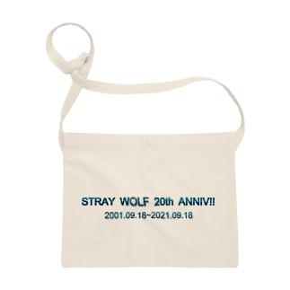 stray wolf 20th Sacoche