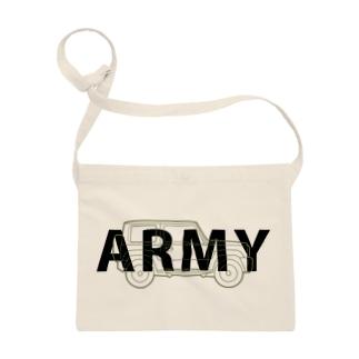 U.S.ARMYなジムニー Sacoche