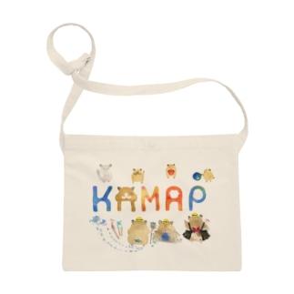 【KAMAP】カラフルKAMAP Sacoche