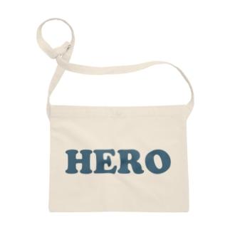 HERO 英雄・ヒーロー Sacoche