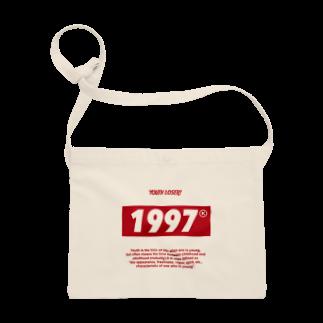 YOUTH LOSER 1997®のYOUTH LOSER 1997 サコッシュ