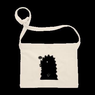宮澤寿梨のじゅ印良品の半じゅじらBLACKのサコッシューサイズ選択不可 サコッシュ