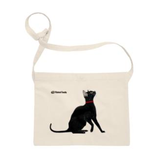 黒猫 Sacoches