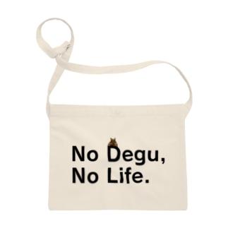 No Degu,No Life.(テグタン) Sacoches