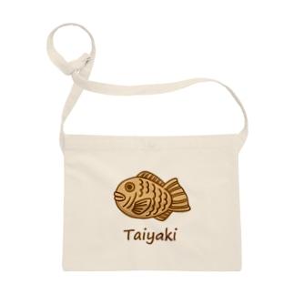 Taiyaki サコッシュ