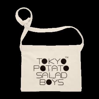 東京ポテトサラダボーイズ公式ショップの東京ポテトサラダボーイズ公式ネオクラシックロゴ Sacoches
