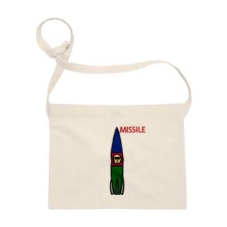 ミサイル Sacoches