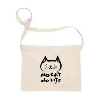 NO CAT NO LIFE Sacoches