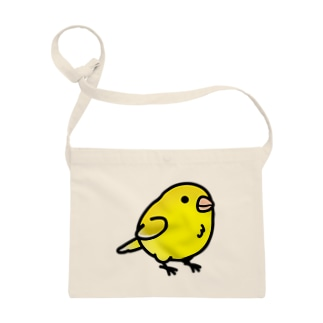 Chubby Bird カナリア サコッシュ