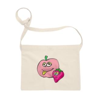 りんごといちご Sacoches