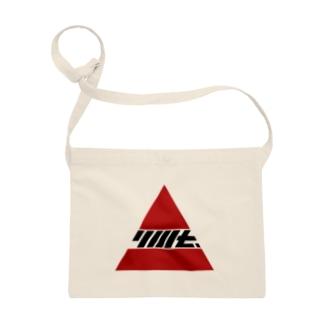 YMT.ロゴ【トライアングルver】 サコッシュ