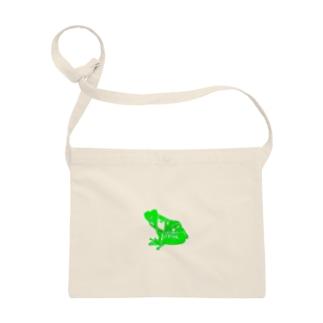 Studio:Frog おふざけ物販「緑」 Sacoches