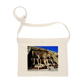 エジプト:アブシンベル大神殿 Abu Simbel/Egypt サコッシュ
