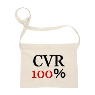 CVR100%グッズ サコッシュ
