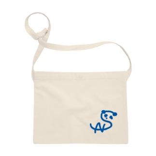 パンダ鞄 Sacoches