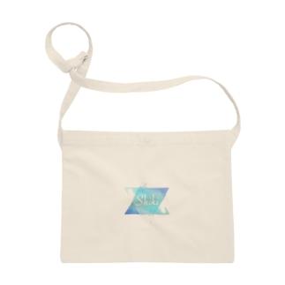 Shiki 水彩ロゴ サコッシュ