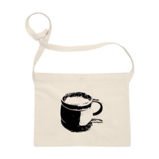 コーヒーカップ Sacoches