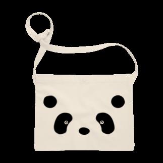 tsubamecafeのパンダちゃん Sacoches