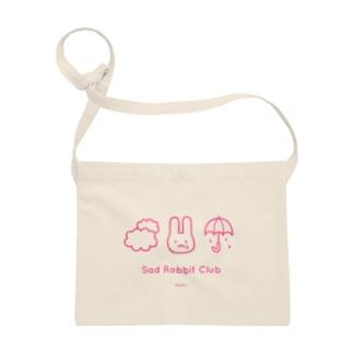 【IENITY】Sad Rabbit Club #Pink サコッシュ
