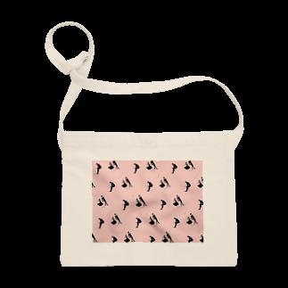 山科ティナのPattern Pattern/Valentine Collection 2018サコッシュ