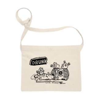 DRUNK サコッシュ