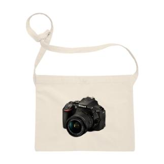 Nikon D5600 サコッシュ
