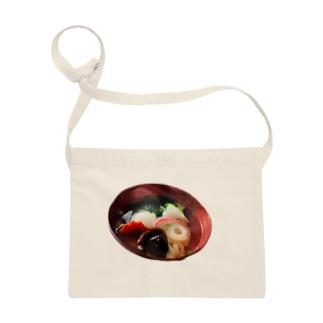 matsunomiのお雑煮 Sacoches