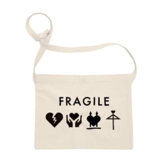 FRAGILE Sacoches