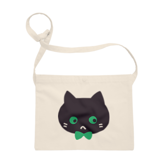 Charcoal:Grayのちゃこ the Green Sacoches