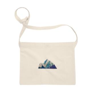 mountain サコッシュ