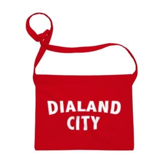 DIALAND CITY WHITE Sacoches