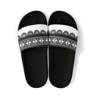 LACE-TH02 Sandal