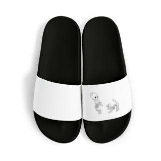 骨 Sandal