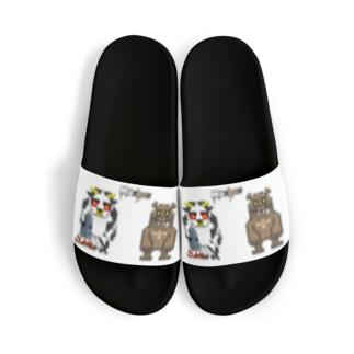 Mowbear Sandal