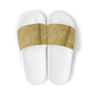 白豆の焼きケーキ(chopped soybeans) Sandal