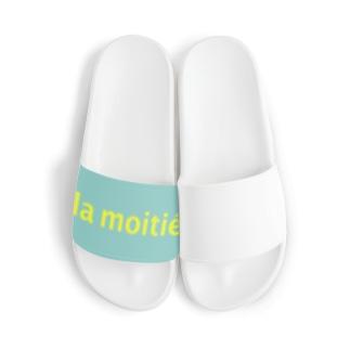 lamoitieロゴ Sandal