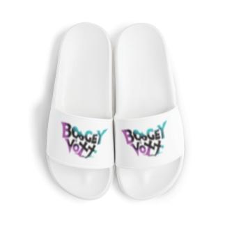 COLOR LOGO-スリッパ- Sandal